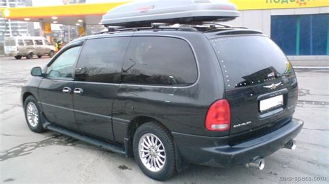 1997 CHRYSLER TOWN AND COUNTRY - Image #5
