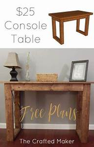 Woodworking, Plans, Shelves, Console, Tables, 58, Ideas, For, 2019