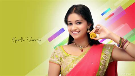 tamil actress keerthi suresh mother photos actress keerthi suresh cute new wallpapers