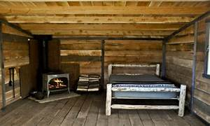 Small log cabin interior ideas inside a small log cabins for Log homes interior designs 2