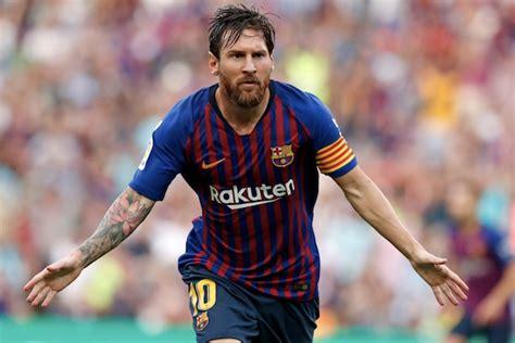 Où Jouera Lionel Messi L'été