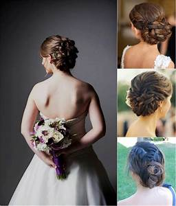 5 Easiest Wedding Updo You Can Create By Yourself Vpfashion