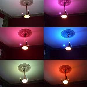 Fernbedienung Für Lampen : s luce ilight 8 zonen fernbedienung f r leuchtmittel strip rgb cct 52319 ~ Orissabook.com Haus und Dekorationen
