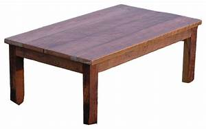 Coffee Table - Rustic - Coffee Tables - by The Rusted Nail