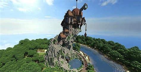 tower minecraft building
