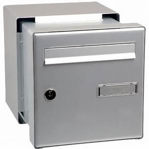 Boite Aux Lettres Normalisée : boite lettre pas cher ~ Dailycaller-alerts.com Idées de Décoration