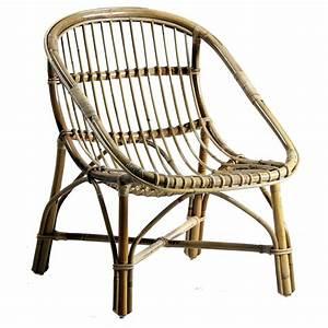 Fauteuil Années 50 : fauteuil rotin ann es 50 brin d 39 ouest ~ Dallasstarsshop.com Idées de Décoration