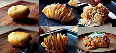tuto cuisine tuto la pomme de terre cuite au four parfaite la recette