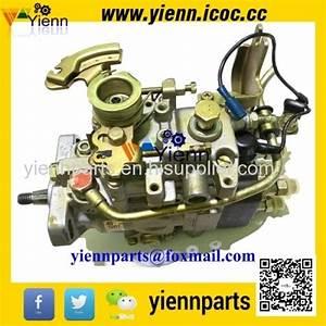 Nissan Td27 Td27t Fuel Injector Pump 104640
