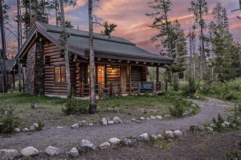 lake cabin honeymoon cabin redfish lake lodge