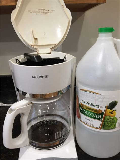 A coffee maker is a staple appliance in many homes, especially now that many americans are working from home and making their own coffee drinks then once a week, the machine should be run with equal parts water and white vinegar. 36 Vinegar Cleaning Tips for Kitchen and Bathroom - Finding Sea Turtles