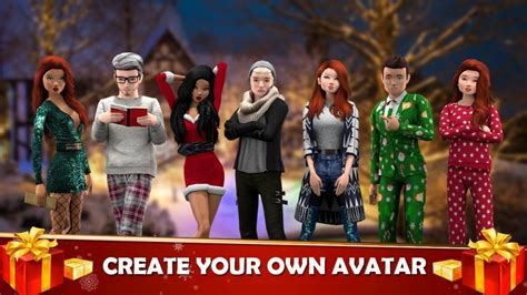 avakin 3d virtual avatar mod games apk dress character chat items create google build play amazing decorate android apps unlocked