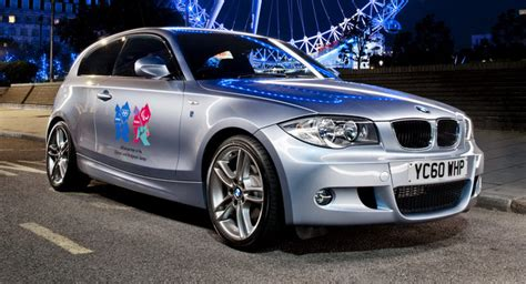 Creek Bmw by Bmw To Fund Torch Relay For The 2012 Olympic