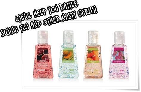 remain germ  bath body works anti