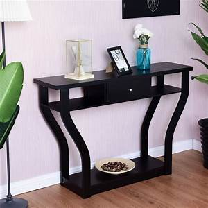Modern, Entryway, Accent, Console, Table