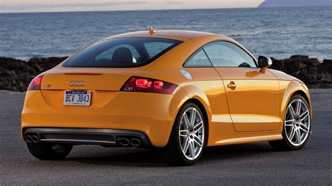 Audi Tts Coupe Wallpapers by 2009 Audi Tts Coupe Us Wallpapers And Hd Images Car