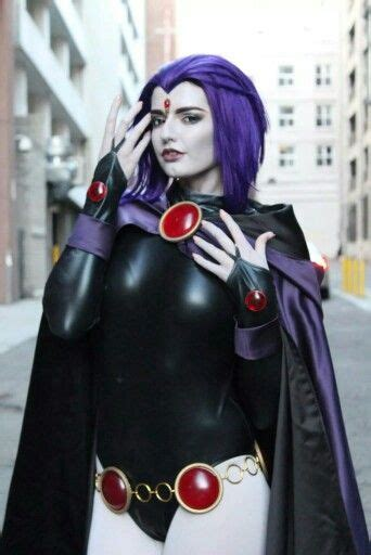 236 best raven cosplay images on pinterest