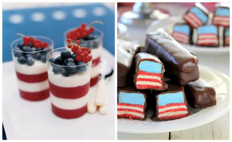 desserts for july 4th red white blue desserts 4th of july ideas the tomkat studio blog
