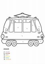 Mystery Tramway Classic Coloring Printable sketch template