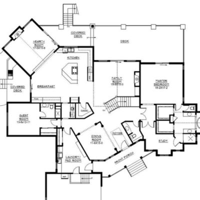 country kitchen floor plans the open floor plan welcome to a home without walls