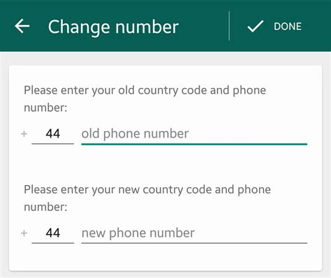 change my phone number how to change your phone number on whatsapp and why you
