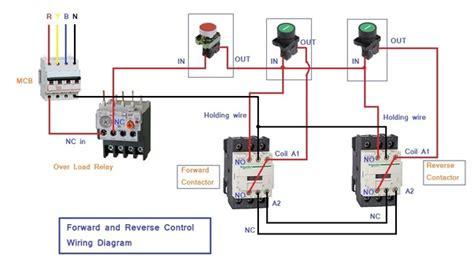 What Forward Reversing Motor Control Circuit Quora
