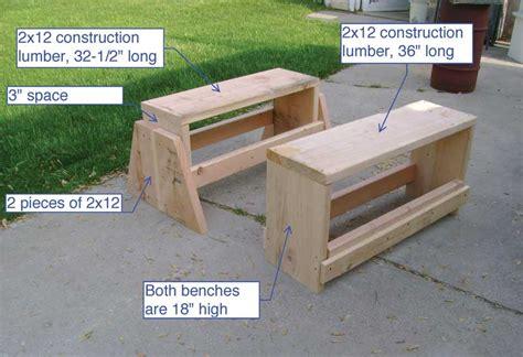 chads sawhorse workbench popular woodworking magazine