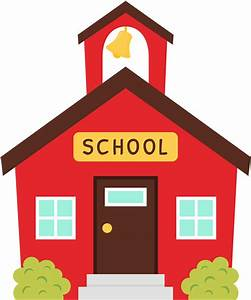 Animated Schoolhouse - ClipArt Best