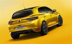 Megane Iv Rs : 2018 renault megane rs masterfully rendered production model on the way autoevolution ~ Medecine-chirurgie-esthetiques.com Avis de Voitures