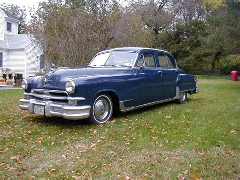 1952 Chrysler Imperial, Owned By Joe Brienza