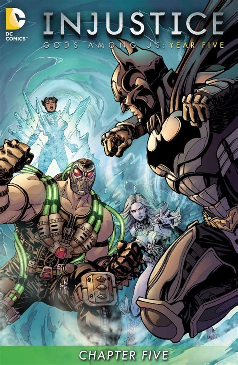 injustice gods among us cover injustice year five chapter 05 cover injustice online
