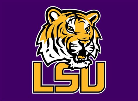 Louisiana State University's logo and symbol, meaning ...