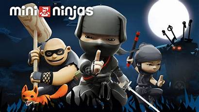 Ninjas Mini Awesome Advertisement Pc History Adventure