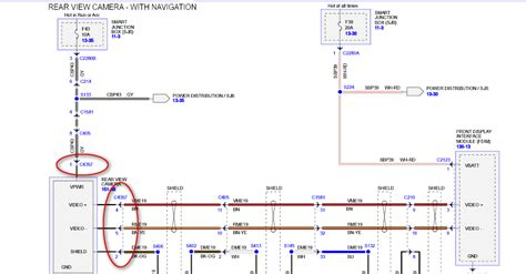 Wiring Diagram Ther With 2010 Ford F 150 Remote Starter by 2010 F150 The Wire Harness Is There For The Rear
