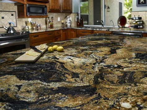 Granite Kitchen Countertop Hgtv