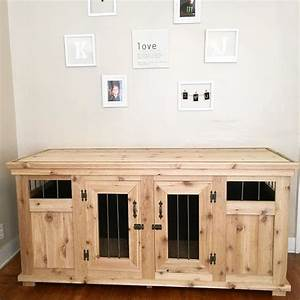 Diy dog crates that look like furniture diy do it your for Dog beds that look like furniture