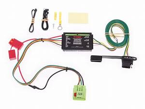 Curt Custom Fit Vehicle Wiring For Jeep Grand Cherokee 2001