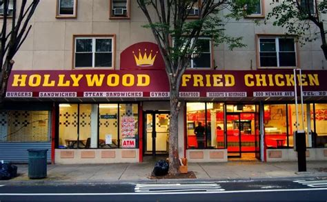 Restaurant Jersey City Newark Ave by Fried Chicken 48 Reviews Fast Food 200