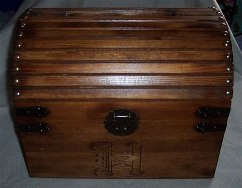 wood pirate treasure chest plans  woodworking