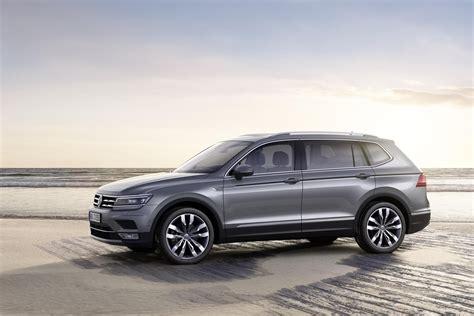 2018 Volkswagen Tiguan Allspace Previews Usspec Model