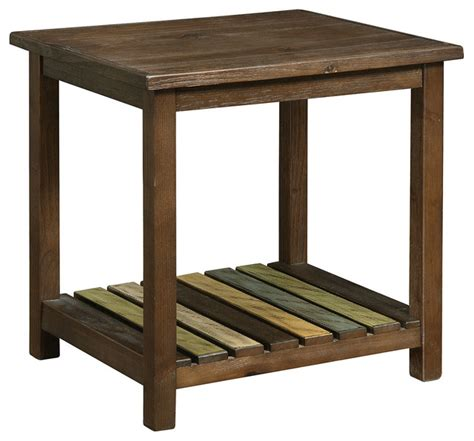 farmhouse style end tables whitwell country style end table farmhouse side tables