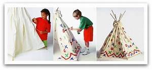 Tipi Little Nice Things : tipi tent teepee tepee wigwam make american indian home ~ Preciouscoupons.com Idées de Décoration