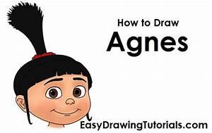 Draw Agnes Despicable Me