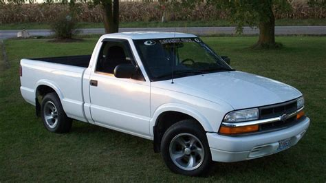 1998 Chevrolet S10  Information And Photos Zombiedrive