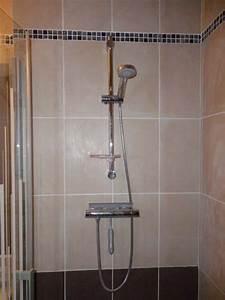 Installation D Une Cabine De Douche : douche litalienne installation ~ Premium-room.com Idées de Décoration