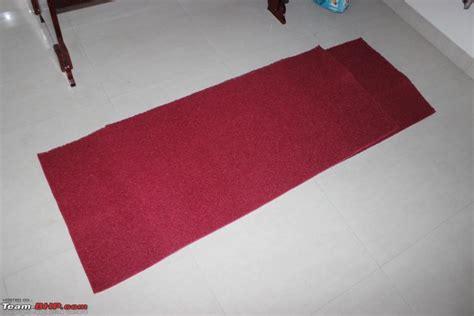 Diy Garage Floor Mat by Diy 3m Nomad Style Floor Mats Page 11 Team Bhp