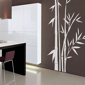 great bamboo wall decals home design 937 With bamboo wall decal