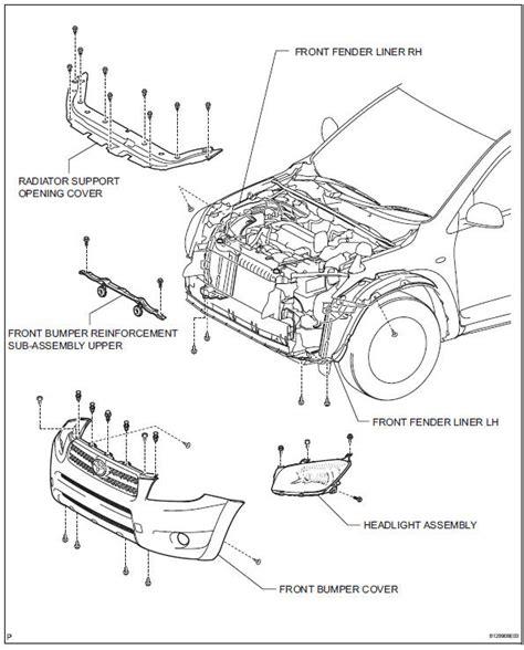 Wiring For In 2013 Rav4 Limited by 2013 Rav4 Parts Diagram Downloaddescargar