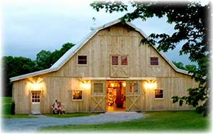 our classic custom post beam barn models With cost to build a wood barn