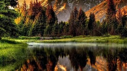 Wallpapers Mountain Scene Scenes Desktop Backgrounds Breathtaking